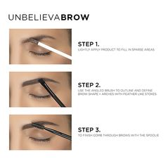 Embrace Your Brows Loreal Paris, Eyebrows, Beauty Hacks, Face, Brows, Beauty Tricks, Eye Brows, Beauty Dupes, Faces