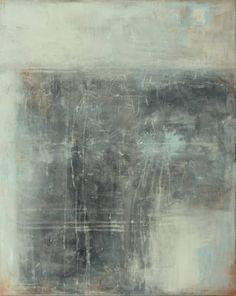 "Saatchi Art Artist Christian Hetzel; Painting, ""grey abstract"" #art"