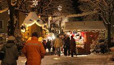 Mercatino di Natale di Brunico - Alto Adige, Provincia di Bolzano