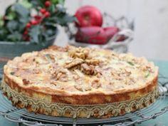 Om du vill servera pajen kall eller ljummen paj i mindre bitar, som tilltugg passar den här smalare pajdegen bra eftersom den håller ihop bättre än den klassiska pajdegen och smular inte.