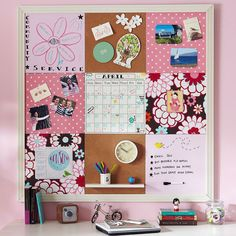 DIY pin board idea