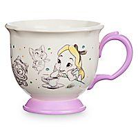 Disney Animators' Collection Teacup for Kids - Alice in Wonderland
