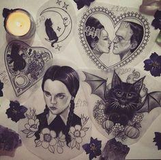 Lower Back Tattoos - Tattoo Designs Hand Tattoos, Tattoos 3d, Love Tattoos, Beautiful Tattoos, Body Art Tattoos, Tattos, Clown Tattoo, Cat Tattoo, Tattoo Art