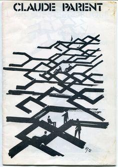 Architectures de Cartes Postales 2: Claude Parent : un rare et touchant document