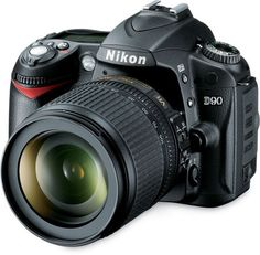 Nikon: D90 Ever since the 1st baby ... the only camera