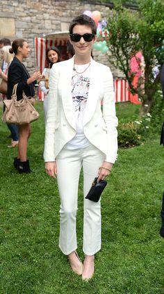 Anne Hathaway @ Stella McCartney
