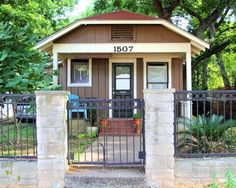 Downtown Vacation Rental - VRBO 287676 - 1 BR Austin House in TX, Great House in Prime Location... with Chickens and Bikes!