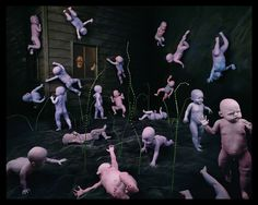 Sandy Skoglund - Maybe Babies (1983)