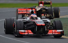 Jenson Button on his way to 9th | Formula 1 photos | ESPN F1
