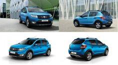 Dinamizm + Sağlamlık + Ekonomi = 2013 Dacia Sandero Stepway | Hayat ve İnsan