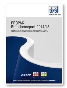 PROPAK legt BranchenReport auf. Public Relations, Personal Care, Paper, Focal Points, Communication, Paper Board, Self Care, Personal Hygiene