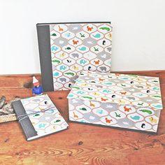 Memory box Baby, Memory Box, christening gift , memory set baby, photo album, baby diary, birth, treasure box baby, taupe turquoise