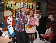 Mabel y Dipper existen en la vida real. | 21 Pruebas de que Gravity Falls es la serie más misteriosa de la televisión