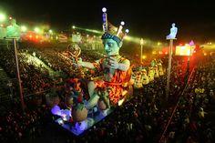 Carnival de Nice  France