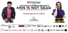 Roma - ContestaRockHair  e Lila per AIDS IS NOT DEAD