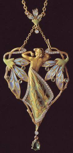 art nouveau jewelry - Google Search