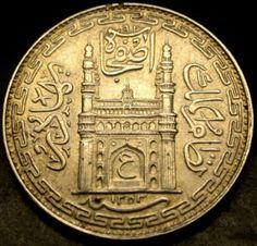 Silver India rupee, so beautiful!