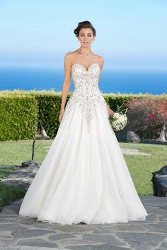 Wedding Dresses   Wedding Gown Gallery #weddinggowns
