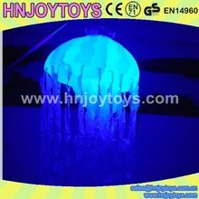 self inflating inflatable decorating jellyfish balloon,decorative plastic balloon small