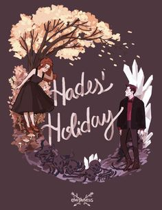Hades' Holiday :: Cover | Tapastic Comics - image 1