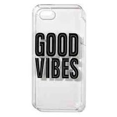 iPhone 5/5s Case - Good Vibes