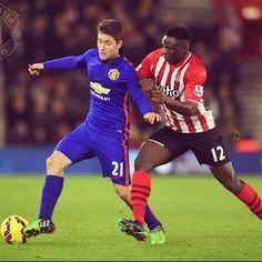 Ander Herrera's v Southampton