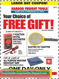 Harbor Freight Coupons Ends of Coupon Promo Codes MAY 2020 ! Just tools and this the as business and you at Harbor years tools it. Harbor Freight Coupon, Harbor Freight Tools, Pizza Coupons, Mcdonalds Coupons, Kfc Coupons, Walgreens Coupons, Target Coupons, Free Printable Coupons, Free Printables