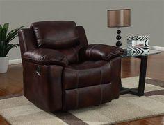 Global Furniture Rocker Reclining Chair GL-U2128-CH