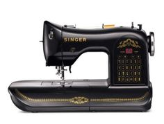 SINGER 160 Anniversary Limited Edition Computerized Sewing Machine #Singer #sewing #sewingmachine