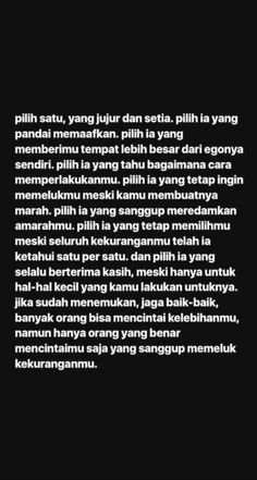 New Quotes Indonesia Motivasi Cinta Ideas Quotes Rindu, Text Quotes, People Quotes, Words Quotes, Love Quotes, Inspirational Quotes, Motivational, Funny Quotes, Citations Tumblr
