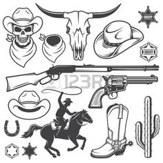 Western boots coloring page coloring for cowboy boots at - Dessin saloon ...