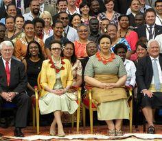 The Princess Royal in Tonga   Flickr - Photo Sharing!