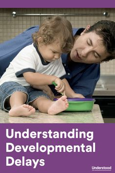 What are developmental delays, and what causes them? This overview has what you need to know.