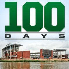 SOON. // McLane Stadium. #Baylor University. Aug. 31, 2014. #SicEm