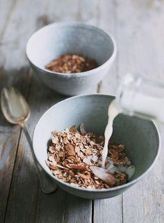 morgenmadsmission - granola