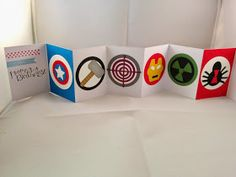 Jenny G Paper Crafts: Avengers Punch Art card that Packs a Superhero Punch! Genius!! #avengers #stampinup