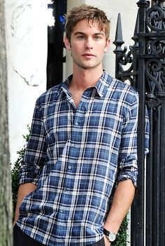 Chace Crawford  Inspiration for Lucan Milner in the novel Crevice