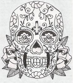 Day Of Dead Candy Skulls Mleiv Com Re Downloads