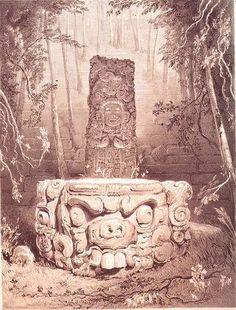 Maya Ruins  &Symbols  #Mayan