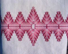 "huck-weaving – Cate Frazier-Neely huck-weave, also called ""Swedish Weaving. Swedish Embroidery, Hardanger Embroidery, Types Of Embroidery, Embroidery Stitches, Embroidery Patterns, Hand Embroidery, Cross Stitches, Loom Patterns, Free Swedish Weaving Patterns"