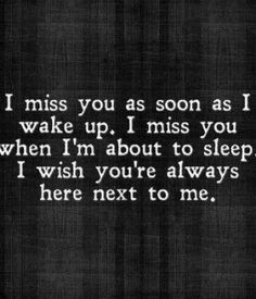 35 I Miss You Quotes for Her | Missing You Girlfriend Quotes - Part 23