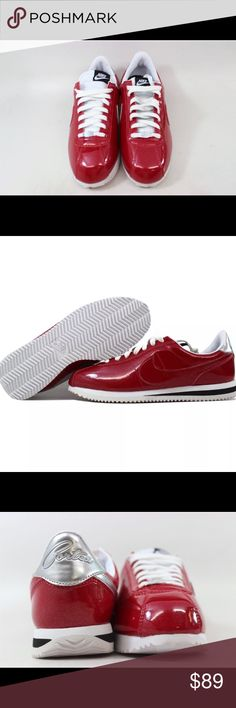 Nike Cortez iD White/Gym Red/Midnight Navy Men's Shoe   Nike Cortez Men's  Shoe   Pinterest   Nike cortez and Navy