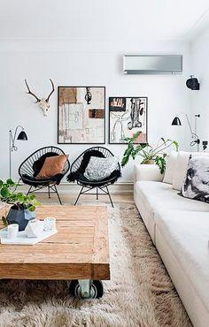 Splits de aire acondicionado en tu salón - Decoratualma
