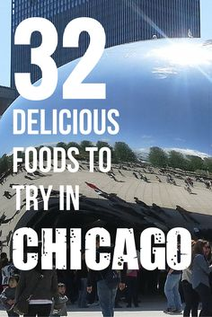 So you know all about the deep dish pizzas of Chicago, but I bet you're interested in finding out where President Obama's favourite breakfast spot is. Here are 32 delicious foods you have to try in Chicago. Discover the world at Matador Network.