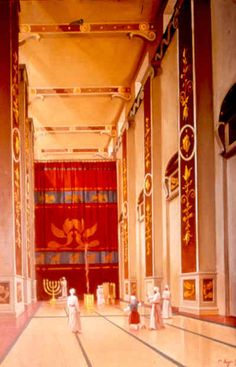 The Temple Institute: Inside The Second Temple