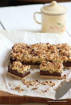 Desserts To Make, Sweet Desserts, No Bake Desserts, Sweet Recipes, Dessert Recipes, Baking Recipes, Cookie Recipes, Kolaci I Torte, Torte Cake