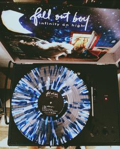 one of my only goals in life. To own infinity on high on vinyl is a dream come true