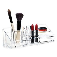 Clear makeup organizer of the group Interior / Small / Other storage of RUM21.se (110469)