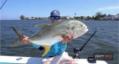 Video: BlacktipH Goes Kite Fishing for Tarpon, Sharks and Jack Crevalle