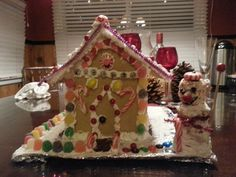 Ginger Bread Houses by Big Bear Craft Cottage , via 500px